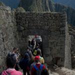 雑踏のマチュピチュ遺跡~ペルーの旅(10)