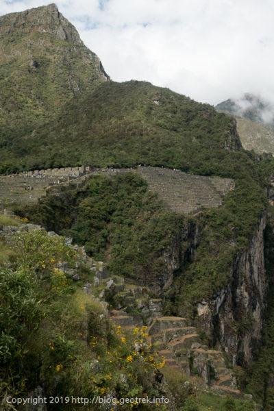 190501 マチュピチュ山と段々畑全景