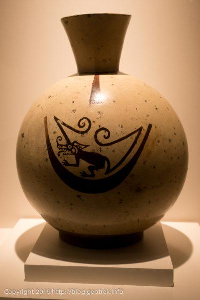 190502プレコロンビーノ博物館・土器