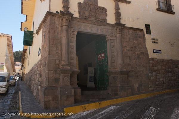 190502インカ博物館入口
