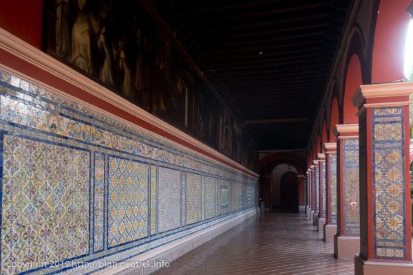 190505 サント・ドミンゴ教会回廊