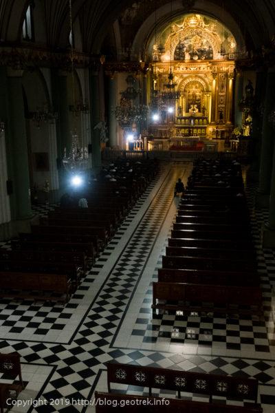 190505 サント・ドミンゴ教会のツアーに参加