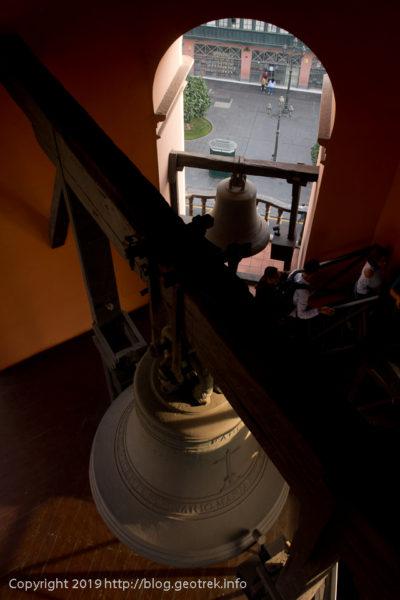 190505 サント・ドミンゴ教会の塔に上る