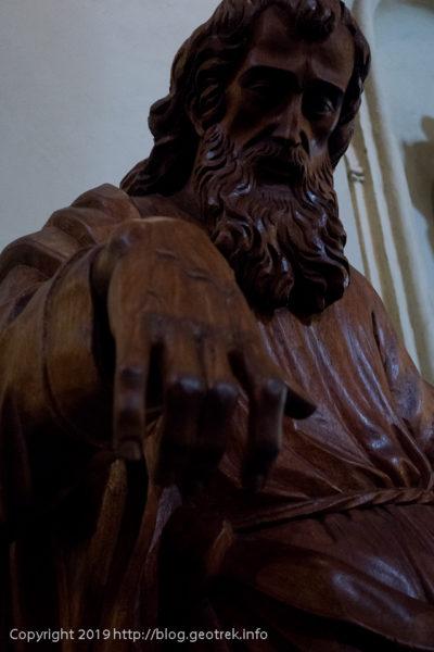 190426カセドラルの彫像