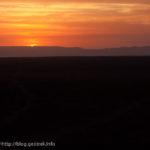 ナスカの大地に日が沈む~ペルーの旅(5)