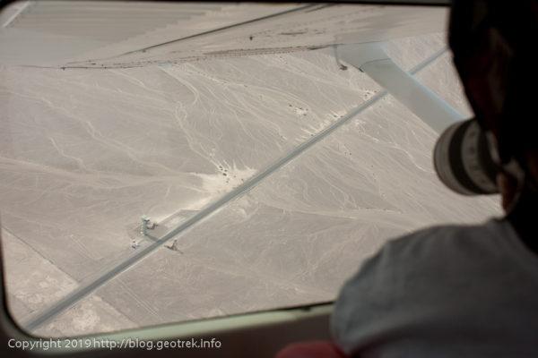 ナスカ上空からミラドール