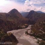 ナスカからバスでアンデスを越え、クスコ、オリャンタイタンボ~ペルーの旅(8)