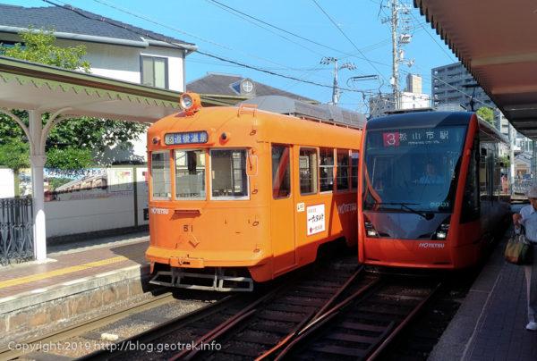 190624 松山路面電