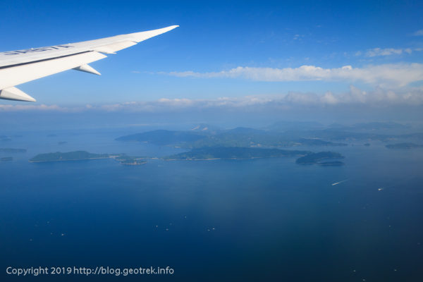 190624 松山空港へ