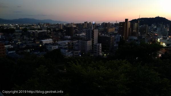 190624 宿からの景色