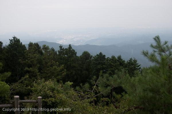 190901 日の出山山頂