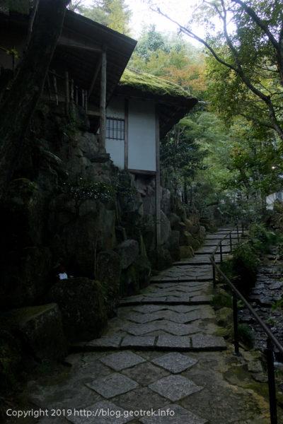 191022 三瀧寺の奥へ