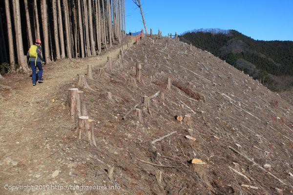 200104 岩茸石山へ