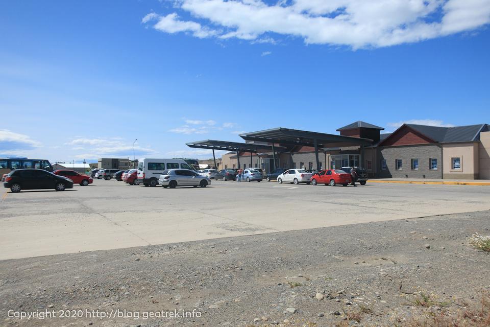 200120 エル・カラファテバスターミナル