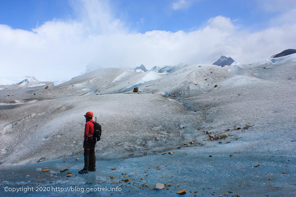 200121 ペリト・モレノ氷河トレック、その7