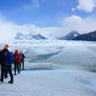 200121 ペリト・モレノ氷河トレック、その9