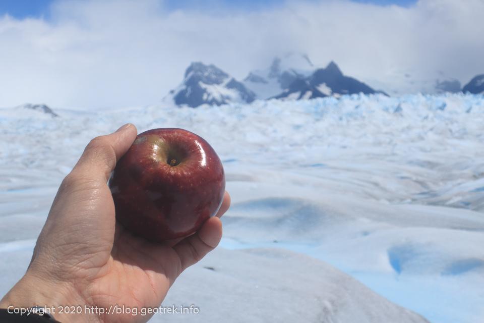 200121 ペリト・モレノ氷河トレック、ランチ