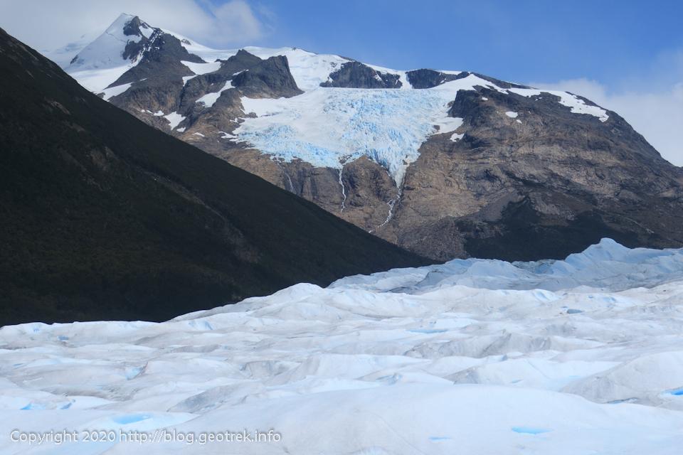 200121 ペリト・モレノ氷河トレック、Co. Cervantes?