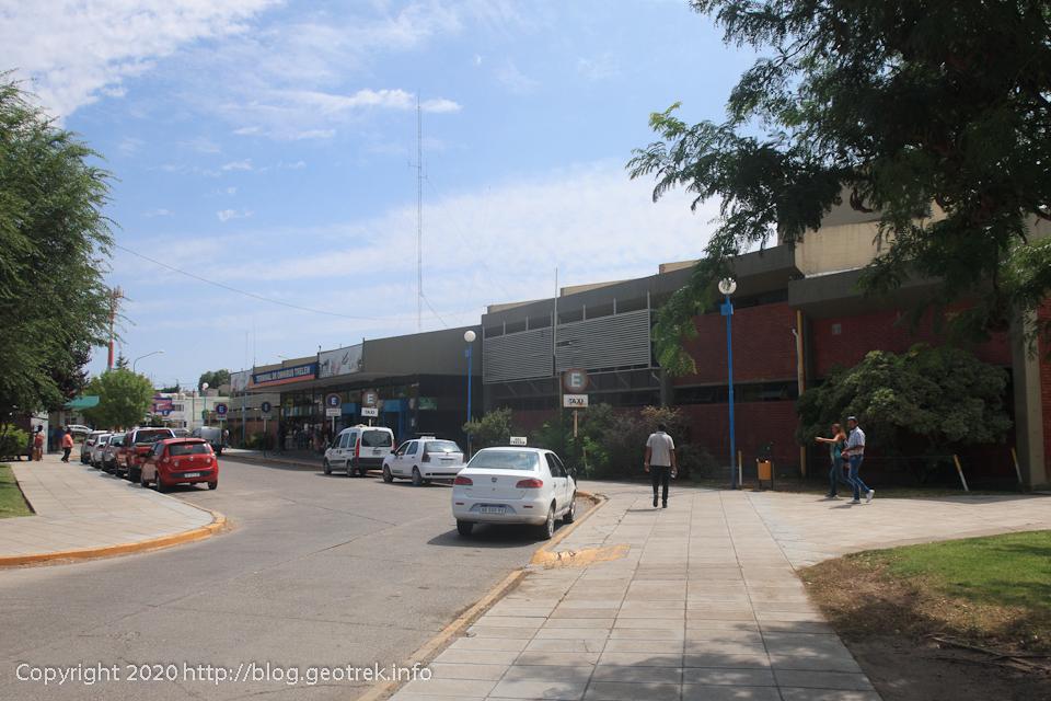 200123 トレレウバスターミナル
