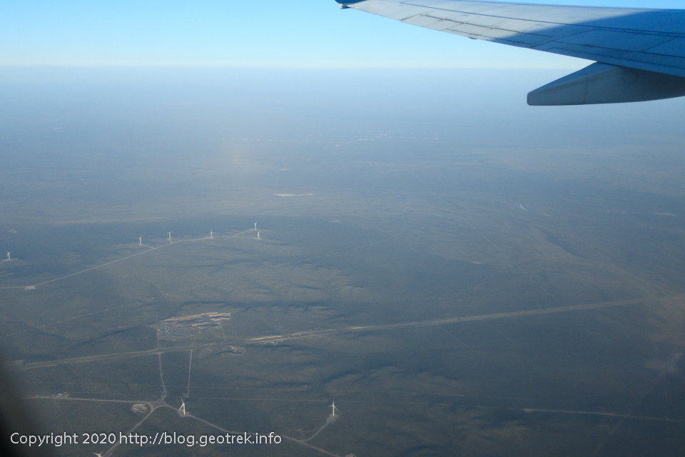 200125 バルディス半島周辺上空