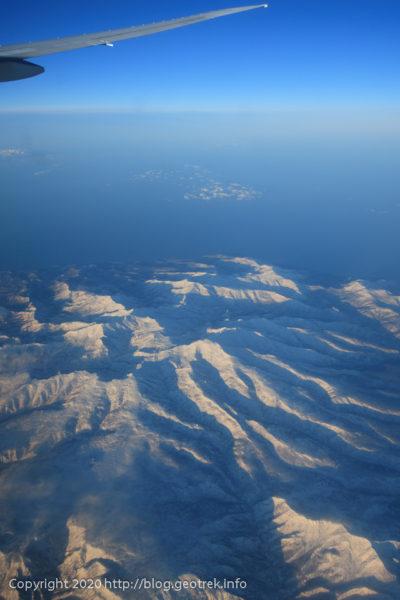 200128 おそらく暑寒別岳