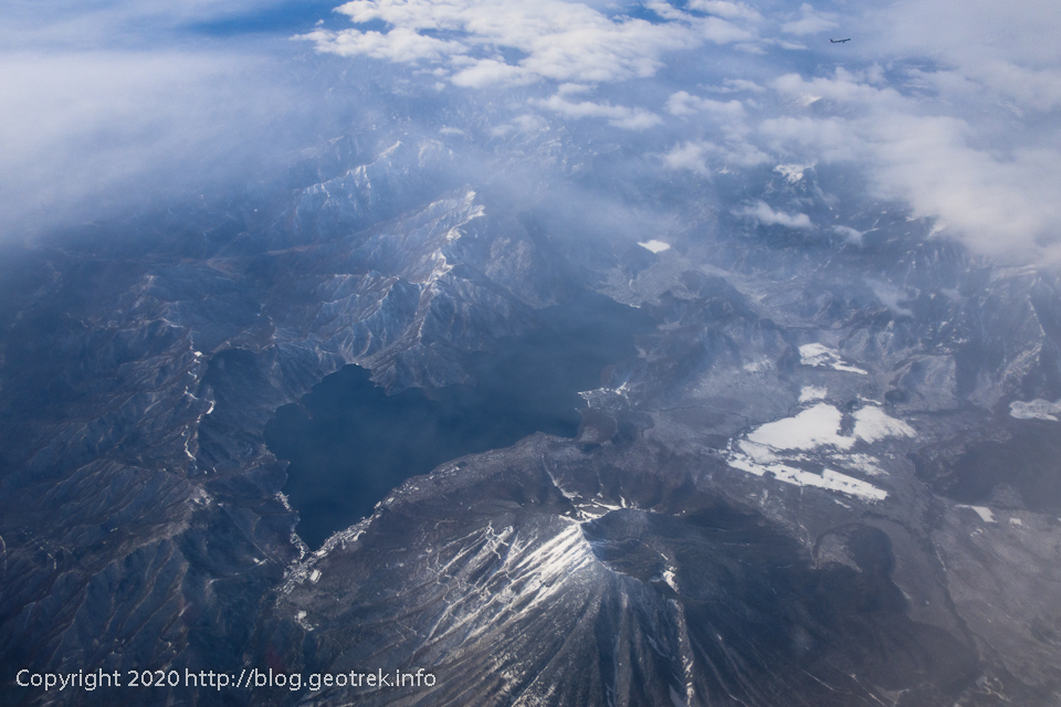200116 中禅寺湖上空