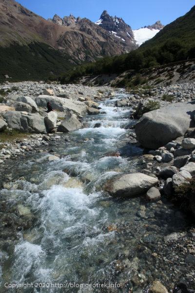 200118 フィツロイ・トレッキング、ブランコ川