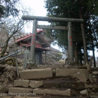200307 大山山頂
