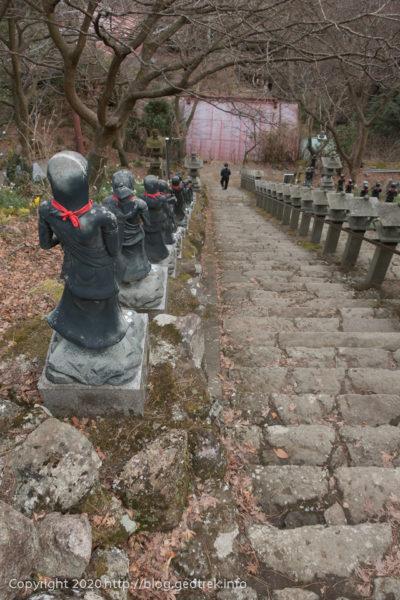 200307 大山寺の階段
