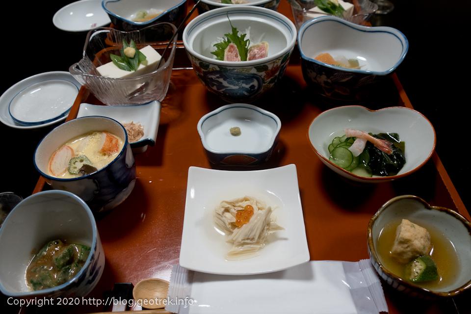 200307 いわ江の食事