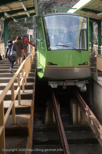200307 大山ケーブルカー