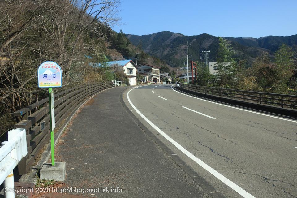 200321 用竹バス停