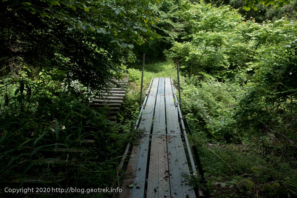 200627 都民の森から数馬への道