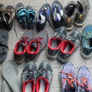 200810 無雪期用の登山靴