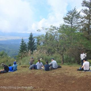 200922 石割山山頂