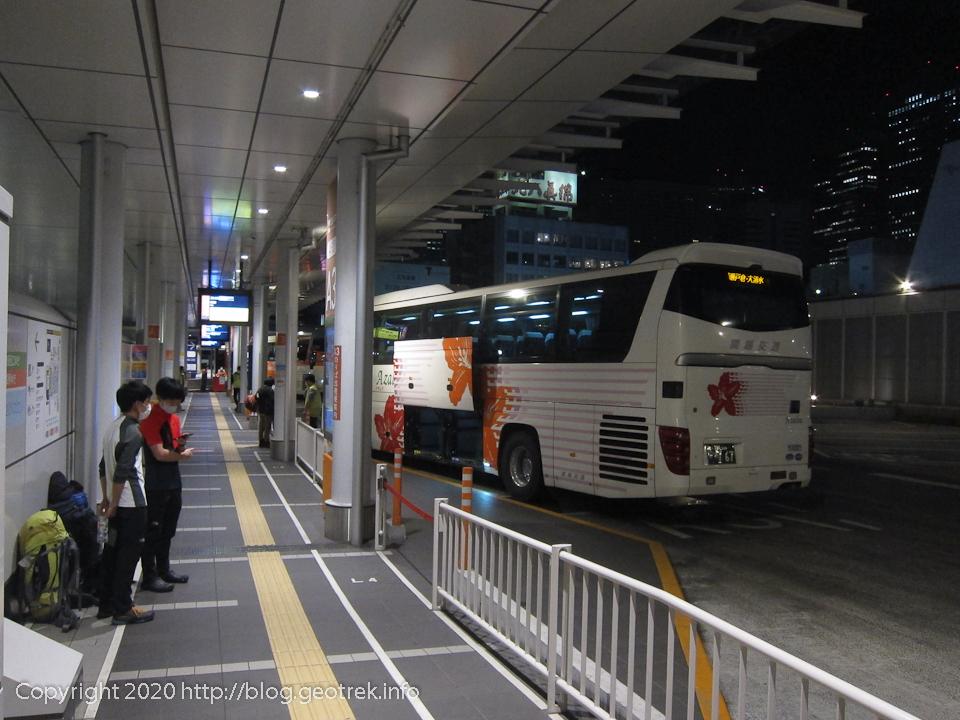 201002 バスタ新宿
