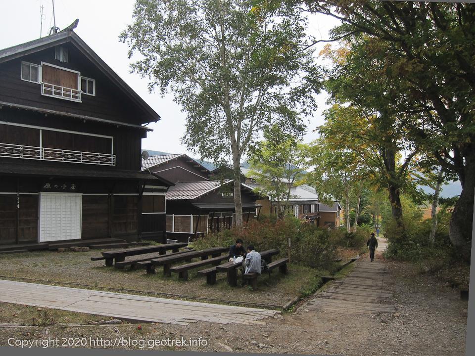 201003 見晴の山小屋