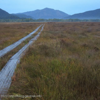 201004 見晴から尾瀬ヶ原へ