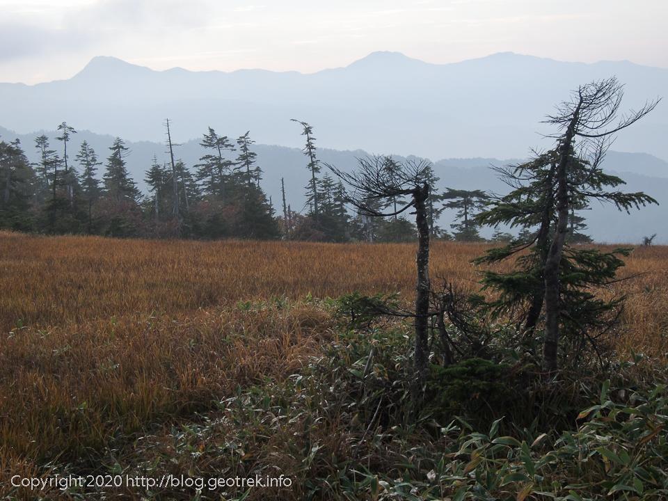 201003 中原山から日光方面