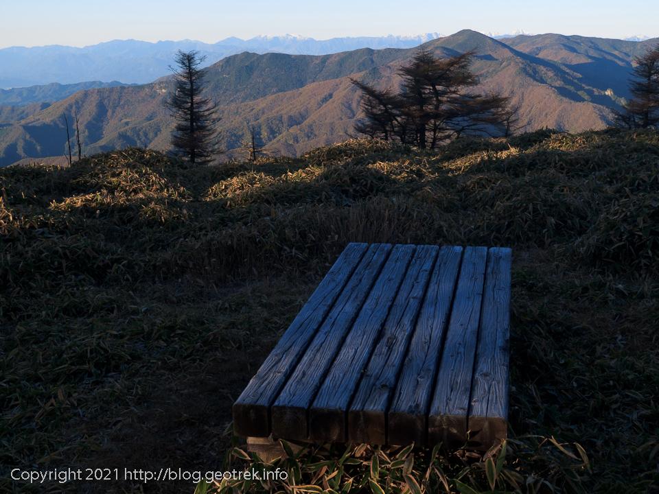 201225 古礼山の展望台