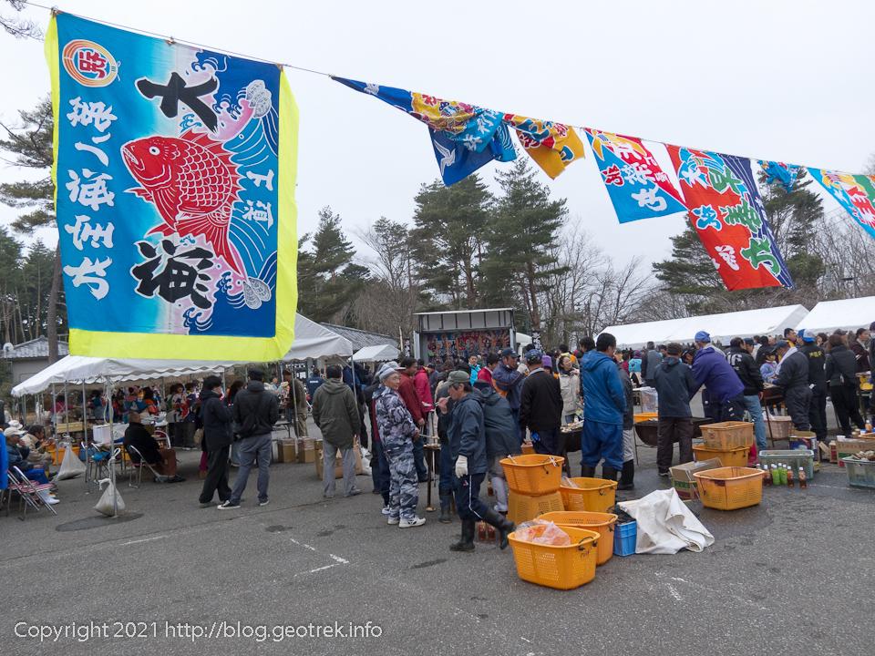 2012年3月18日唐桑復興祭