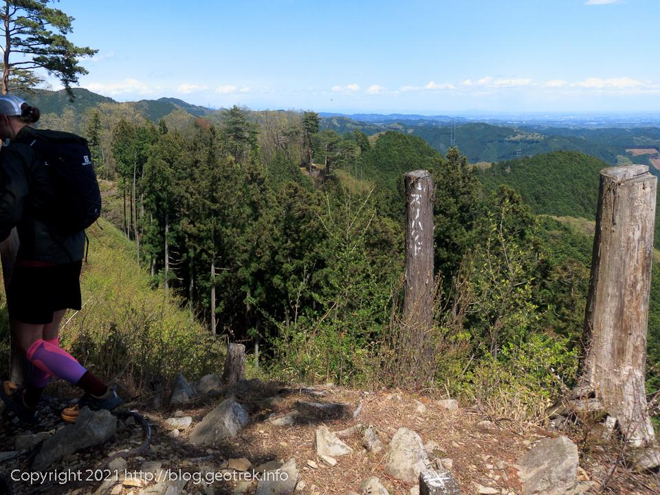 210418 臼杵山先の展望