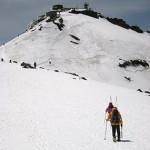 裸で登る富士山~岳人12月号より