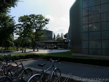 120704国立新美術館