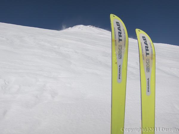 120303富士山・2400m付近