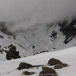 嵐の山頂~富士山(2)