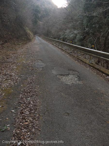 190217 林道は続く