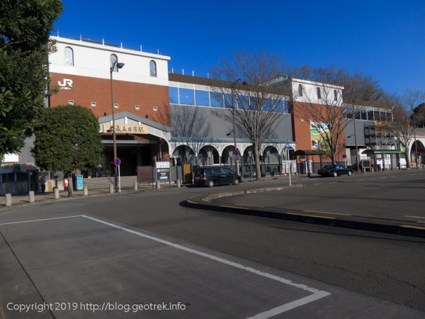 190217 朝の武蔵五日市駅
