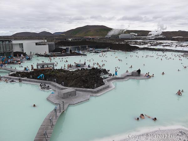 120804アイスランド、グリーンランド・ブルーラグーン2
