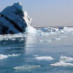 巨大氷山の浮かぶ湖、ヨークルサゥルロゥン湖~アイスランド&グリーンランド(11)